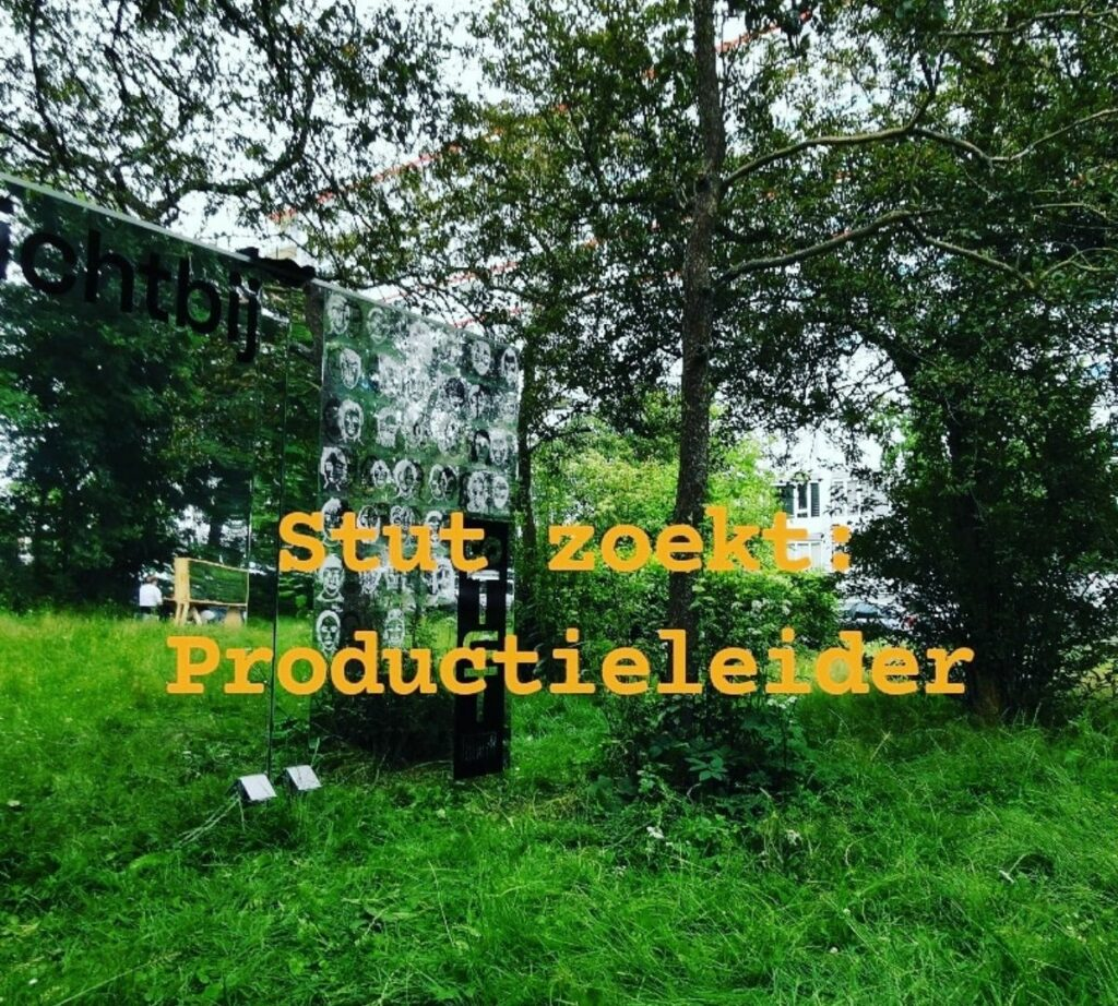 Vacature Productieleider